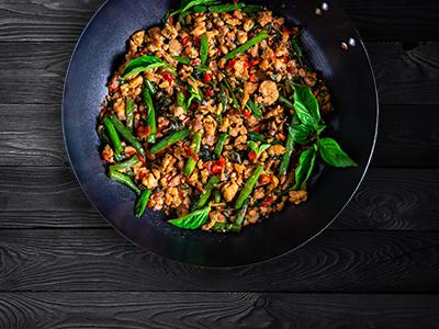 Chicken Thai Basil