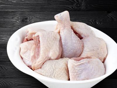 Country Chicken (Natu Kodi) Curry Cut